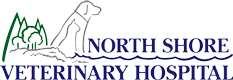 North Shore Veterinary Hospital Logo